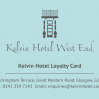Kelvin Loyalty Card